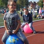 Skáčeme na balónech